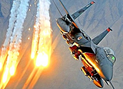 США нанесли новый авиаудар по сирийской армии.