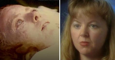Замерзшее тело женщины с открытыми глазами было обнаружено на 30 градусном морозе. Неожиданно врачи осознали, что она жива