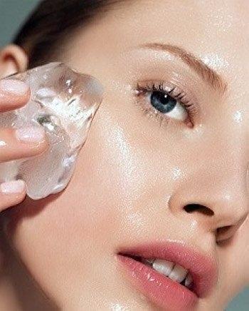 Как очистить расширенные поры кожи лица