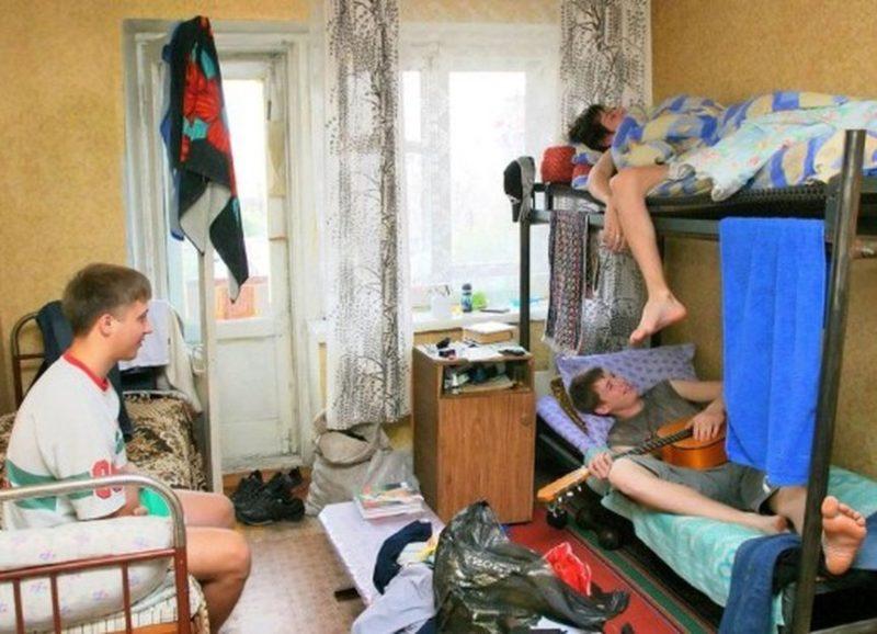 «Доброе утро, студент!»: по новым правилам в общежитиях будут будить учащихся