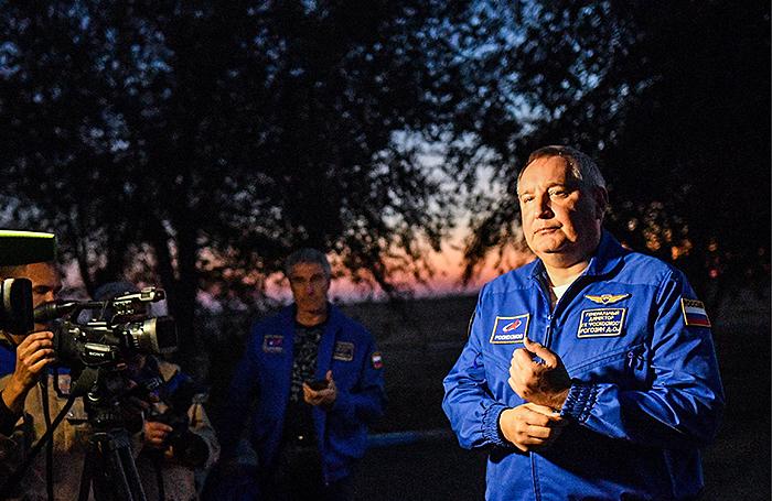 «Роскосмос» готовит путешествие на Луну