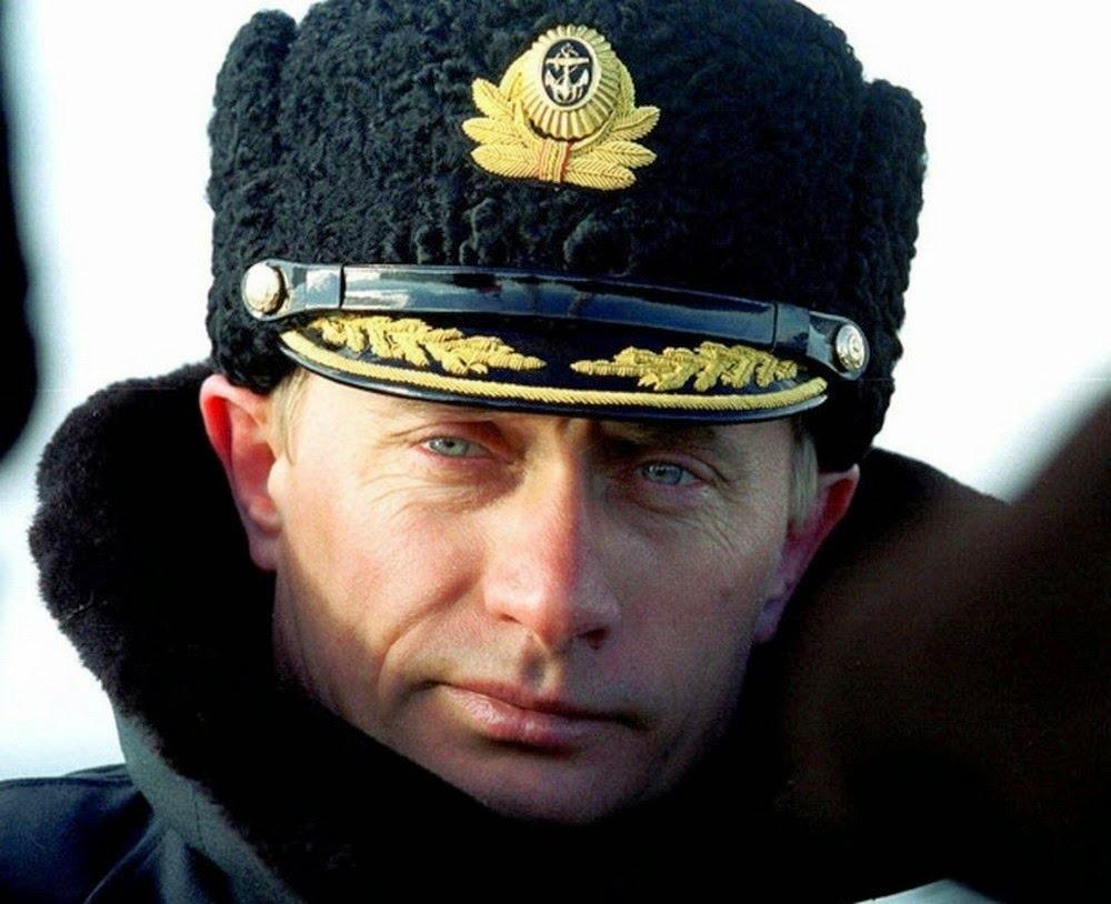 Спасти главкома Путина