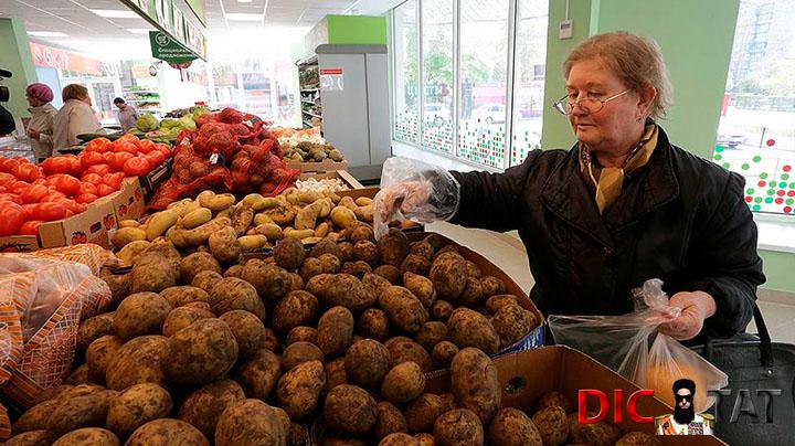 Не много ли мы стали есть картошки