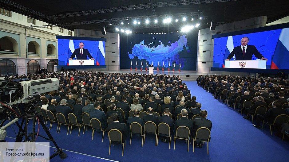 Путин: США проводят недружественную по отношению к России политику