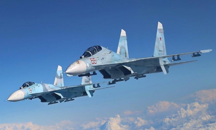 Латвийских военных напугало появление российских самолетов в небе над Балтикой