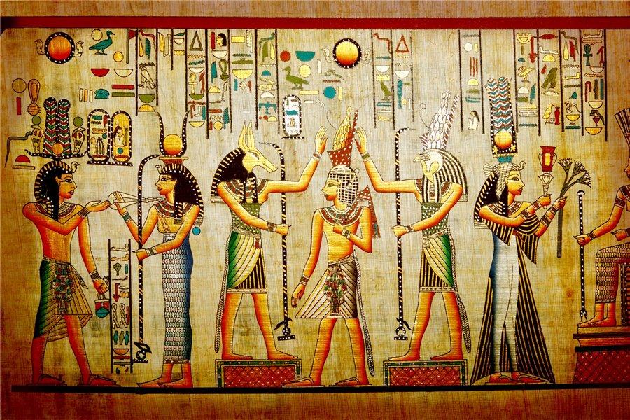 Славянские истоки культуры Египта