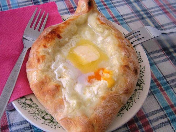 Рецепты грузинские блюда