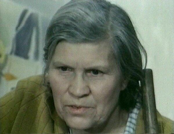 Надежда Федосова: играя злобных старух, в жизни она была элегантной и интеллигентной