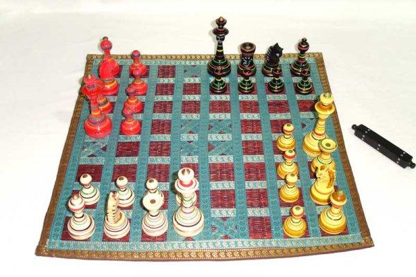 Интересные факты об игре в шахматы.