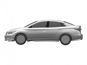 В сети появились патентные снимки нового электрического седана от Infiniti