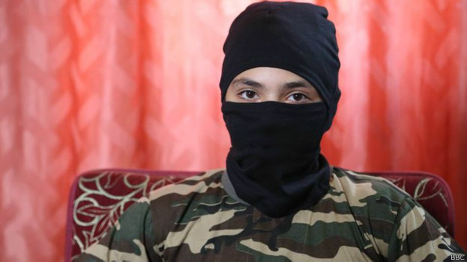13-летний джихадист: я готов…