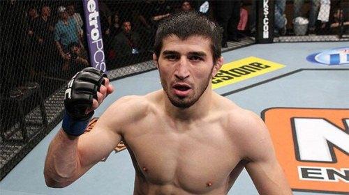 Прогноз на UFC. Рустам Хабилов – Крис Уэйд