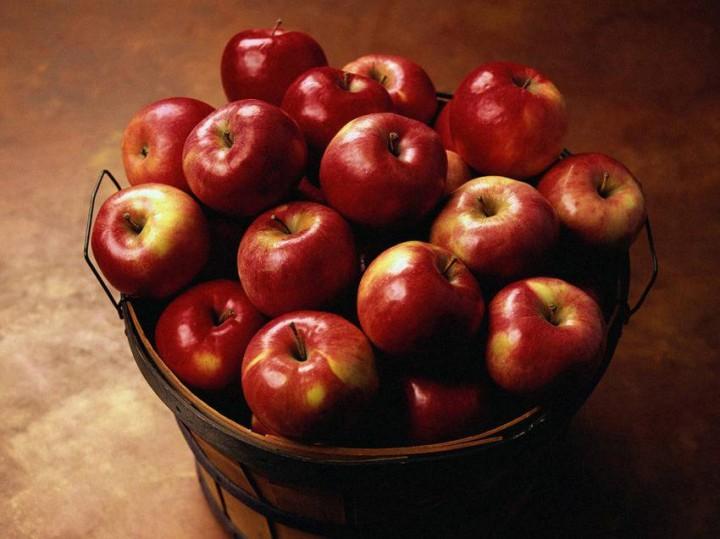 Австрия не смогла ввезти в Россию 500 тонн яблок
