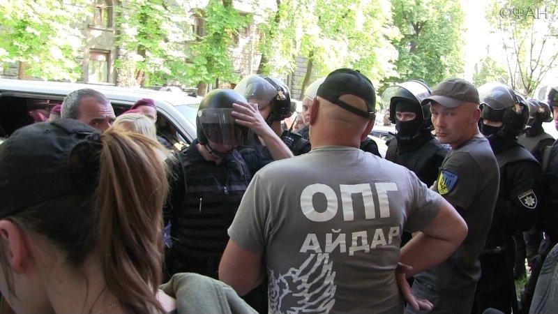 "Следователь по делу украинского нацбатальона ""Айдар"" перешла на сторону ЛНР"