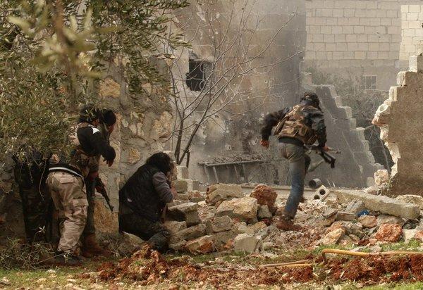 Неизвестный «спецназ» атаковал отряд США в Сирии: У СМИ много версий - у меня, одна