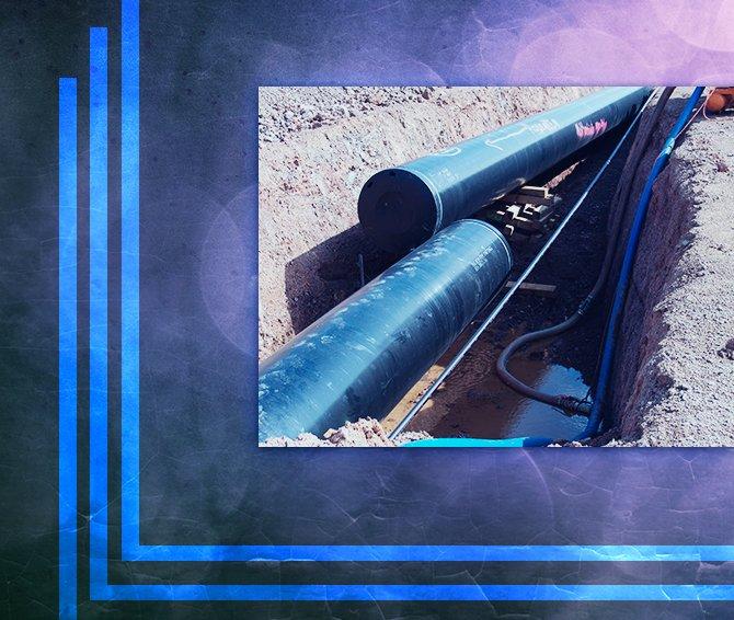 США строят планы по строительству транскаспийского газопровода в противовес «Северному потоку-2»