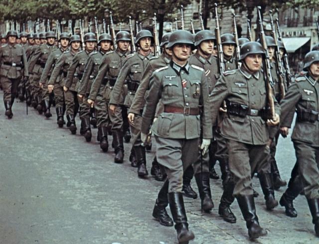 Как Запад описывал победы Гитлера на территории Советского Союза