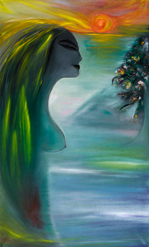 Аматерасу (Богиня Солнца)