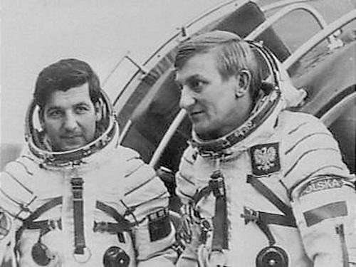 Судьба первого польского космонавта