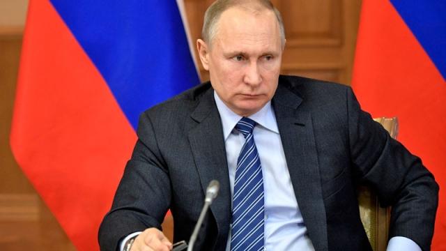 Путин наказывает Украину