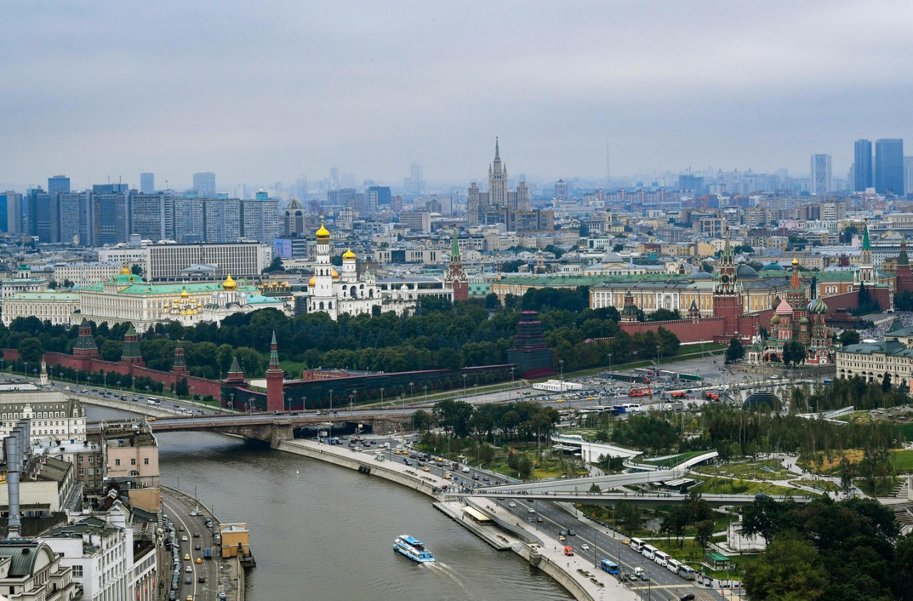 Власти Москвы разорвали конт…