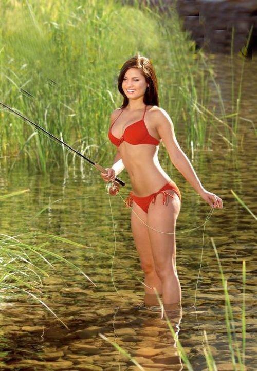 - Рыбка, а сделай так, чтобы я узнал количество мужиков, с которыми жена спала! Улыбнемся))