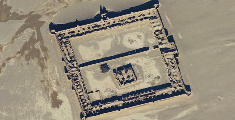 В Афганистане найдено 119 старинных масштабных сооружений