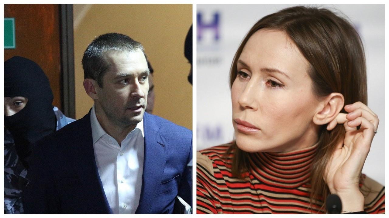 Гражданская жена полковника Захарченко эмигрировала из России