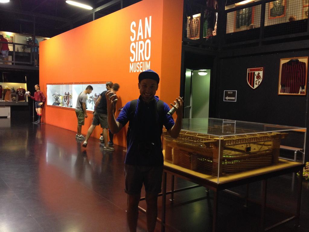 Музей Сан-Сиро