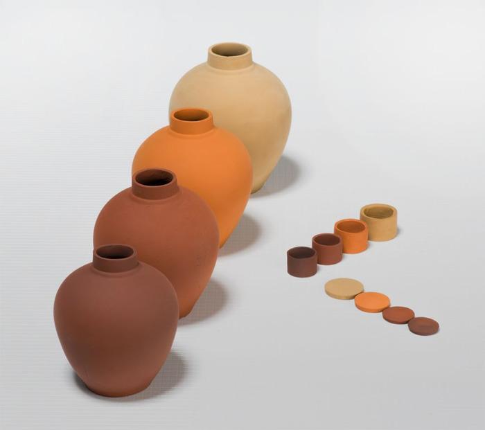Керамика из марсианского сырья