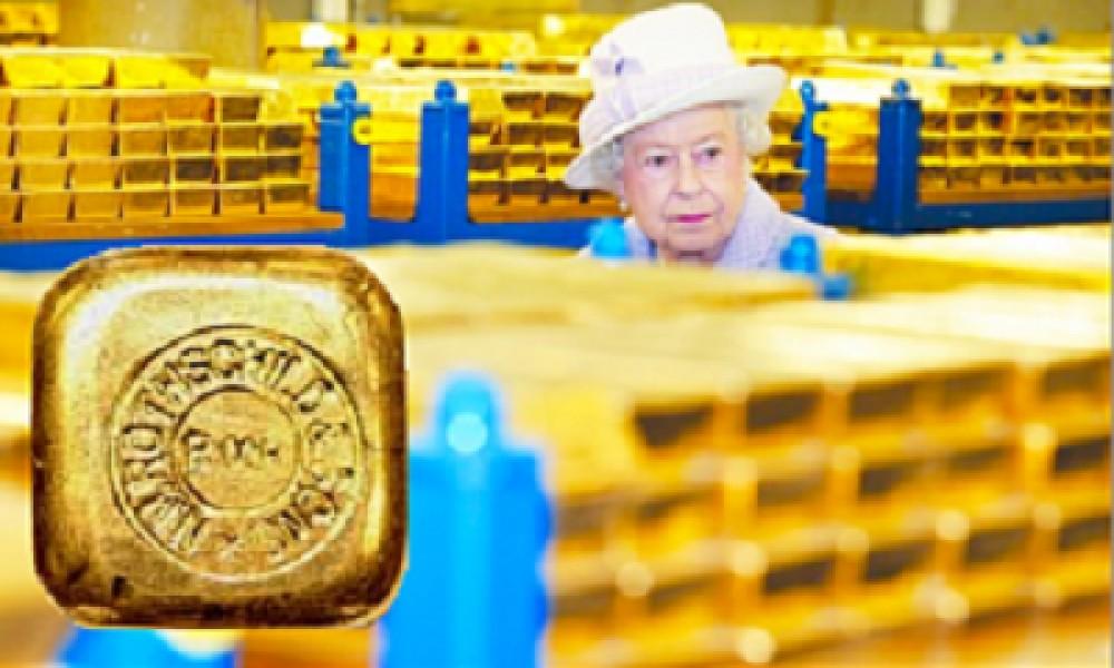 Европа воровала российское золото!