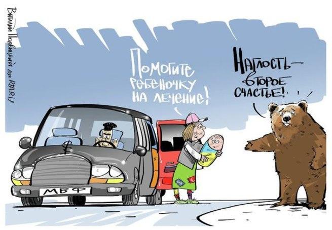 Украина-2016: мягкое вихляние твердолобых нищебродов на крови