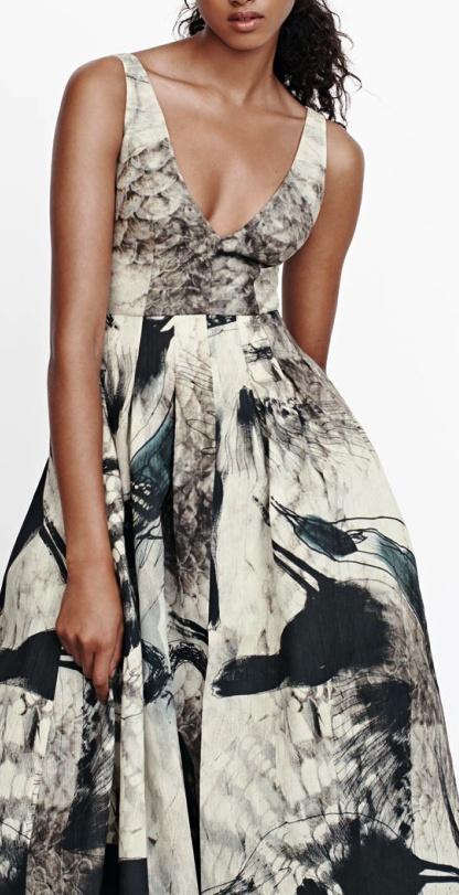 Лукбук коллекции одежды H&M Conscious Exclusive 2015 — скромно, но со в кусом