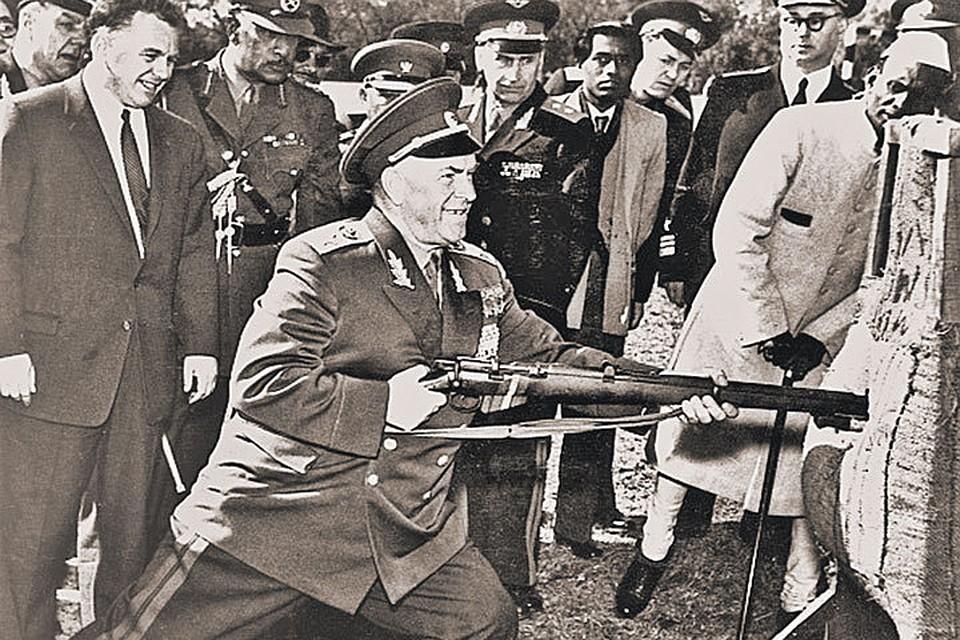 Почему Жуков не сверг Хрущева и не стал советским Бонапартом