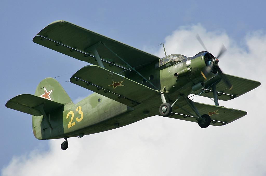 Серийный вариант самолета, который заменит Ан-2, представят в 2017 году