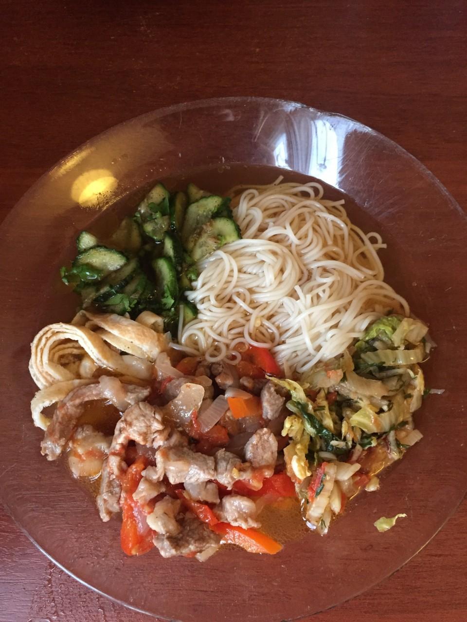 Корейская кухня - фото рецепты приготовления блюд в домашних 8