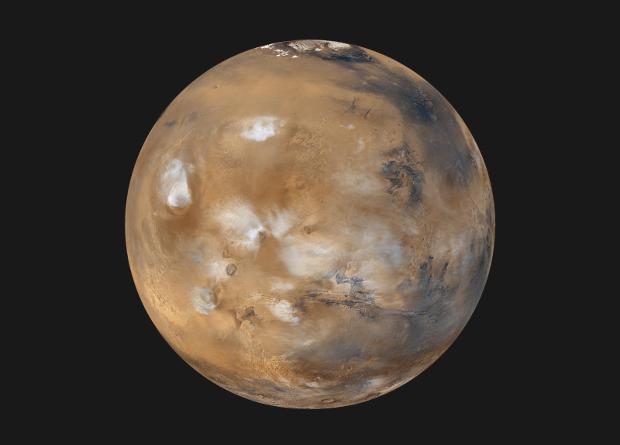 Водорода на древнем Марсе ок…