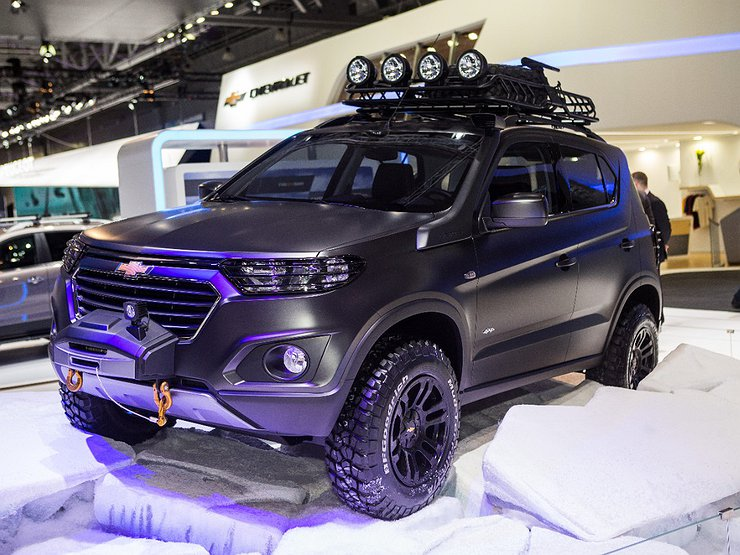 Новая Chevrolet Niva: что скрывает GM-AVTOVAZ