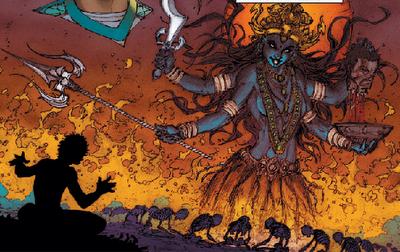 Сущность добра и зла. Индуизм как поклонение Злу.