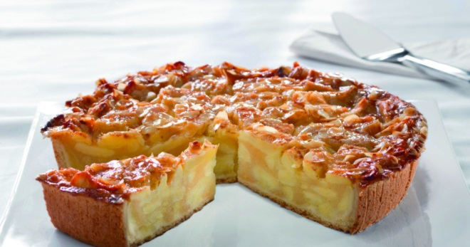 Яблочный пирог - самые лучшие рецепты необыкновенно вкусной выпечки