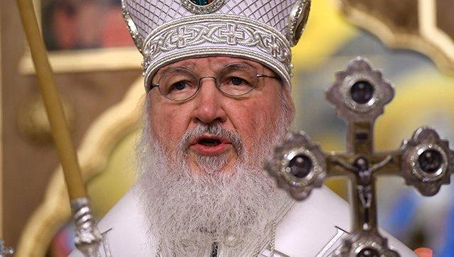 Лучше работайте,братья: Патриарх Кирилл обеспокоен распространением язычества среди спецназовцев