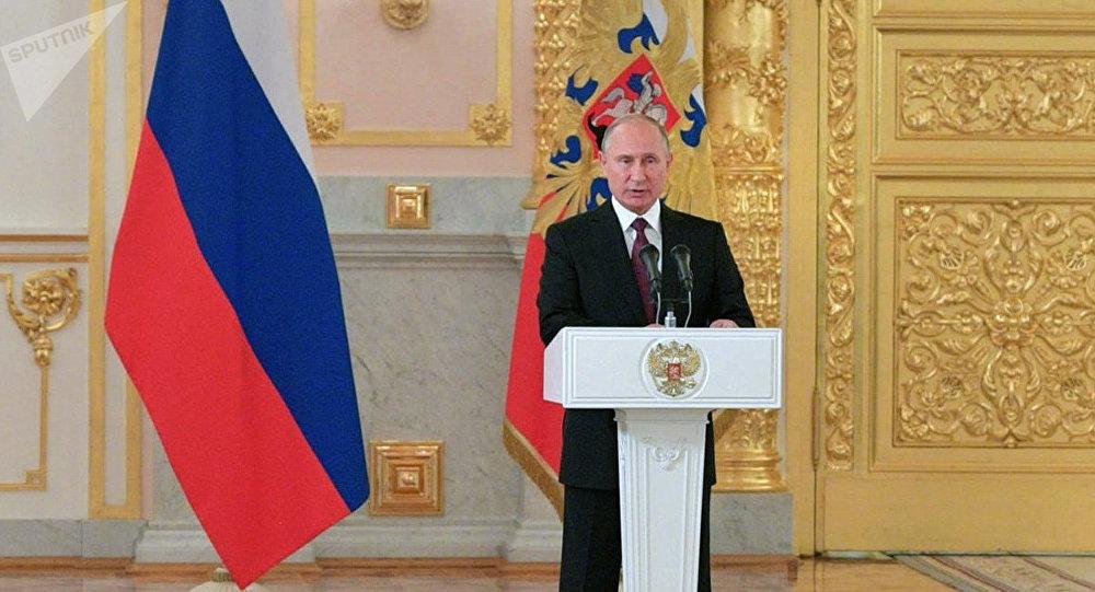Путин назвал послу Эстонии условие для сотрудничества с Россией