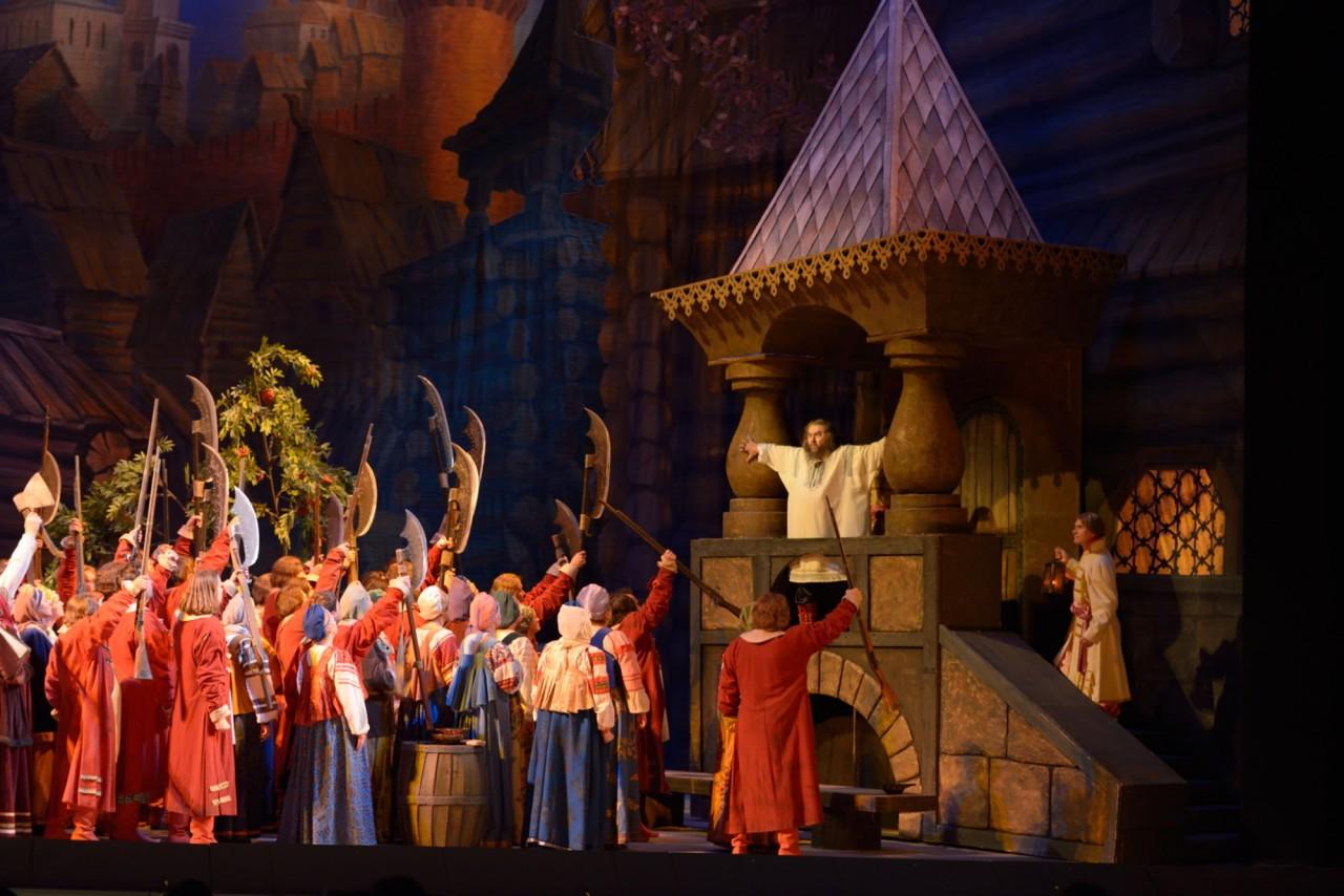 Русские оперы, покорившие мир. Модест Мусоргский. «Хованщина»