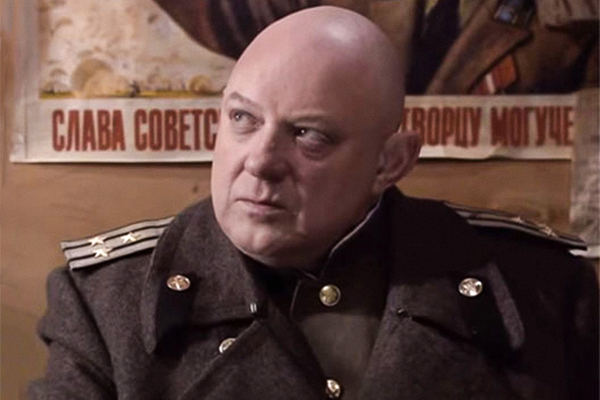 Настоящий полковник. Он созд…