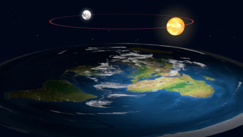 Мифы и заблуждения о Плоской Земле