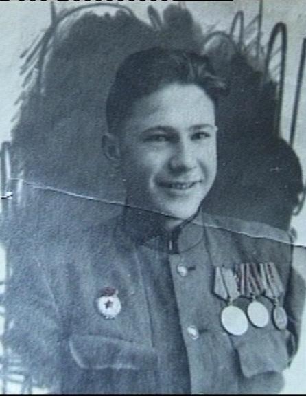 Медаль «За отвагу» в 11 лет
