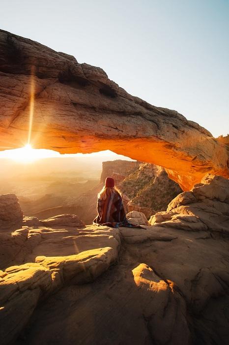 Утренняя медитация помогает зарядиться энергией на весь день.