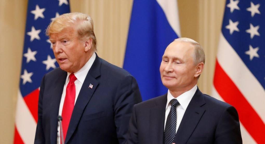 Путин расколол политическую элиту США