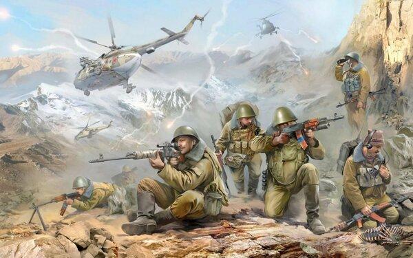 Ностальгия по «шурави» через 30 лет после вывода советских войск