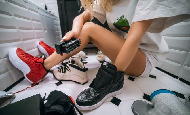 Уход за кроссовками: учимся на чужих ошибках